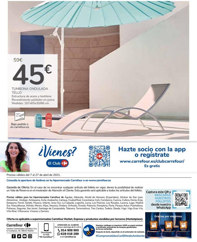 Carrefour Folleto - 07.04-27.04.2021 (Página 20)