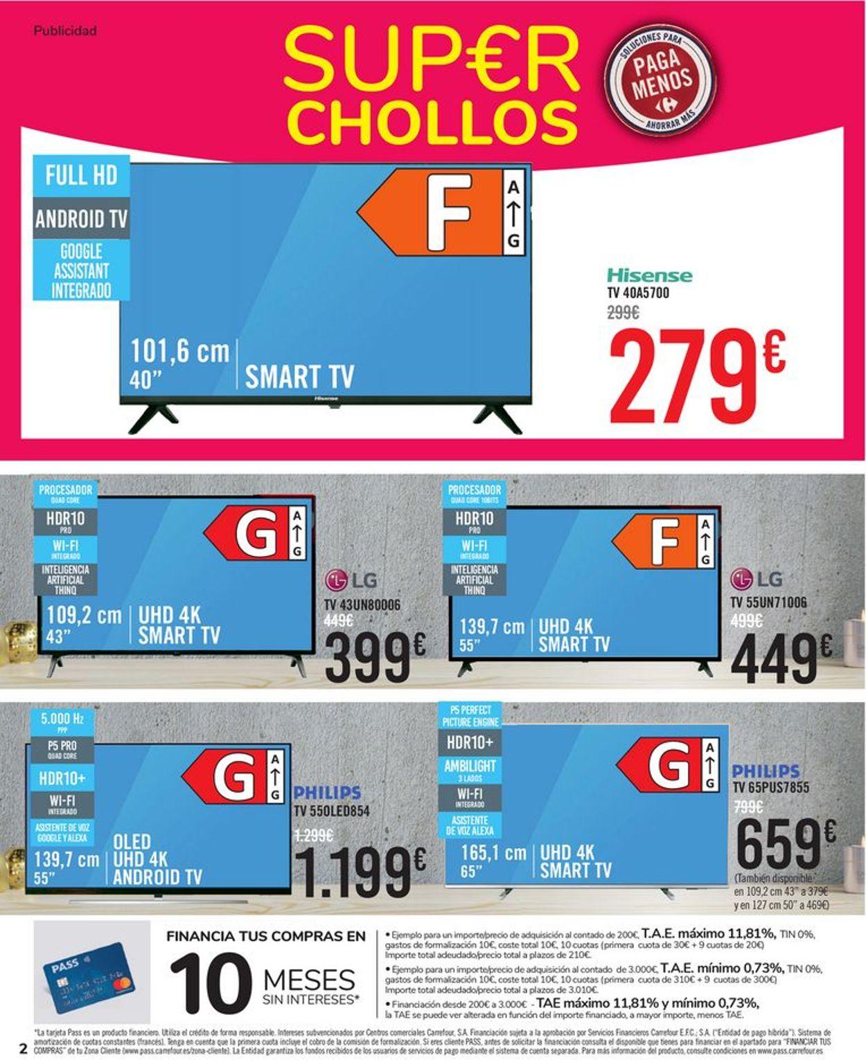 Carrefour Super Chollos Folleto - 16.04-26.04.2021 (Página 2)