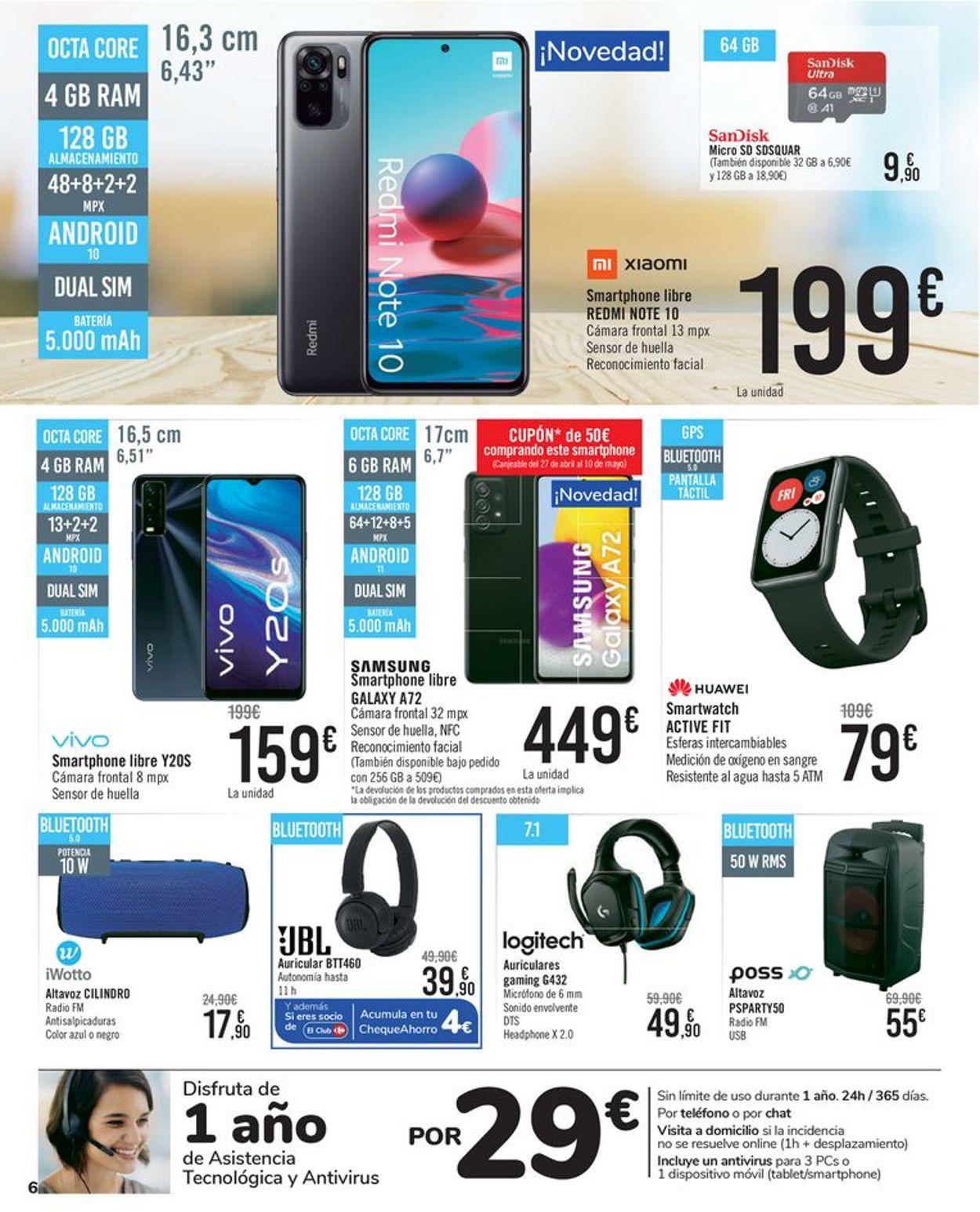 Carrefour Super Chollos Folleto - 16.04-26.04.2021 (Página 6)
