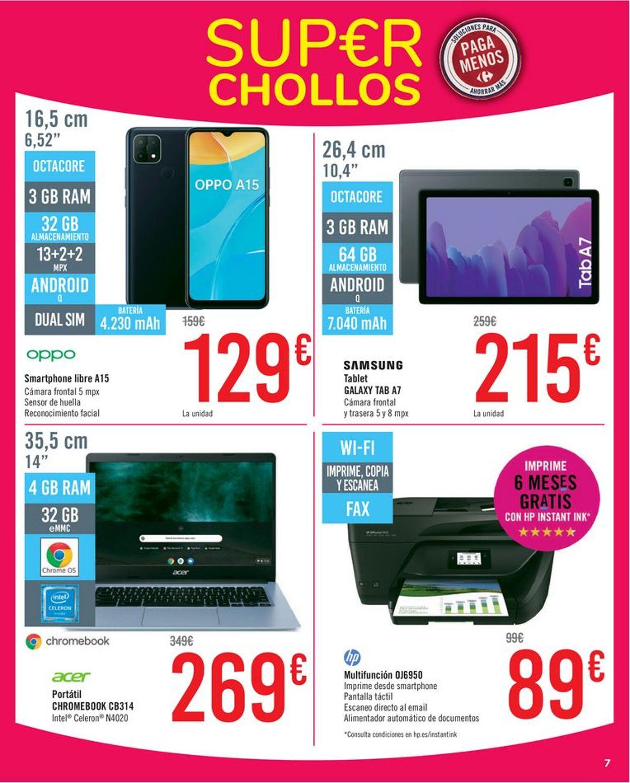 Carrefour Super Chollos Folleto - 16.04-26.04.2021 (Página 7)