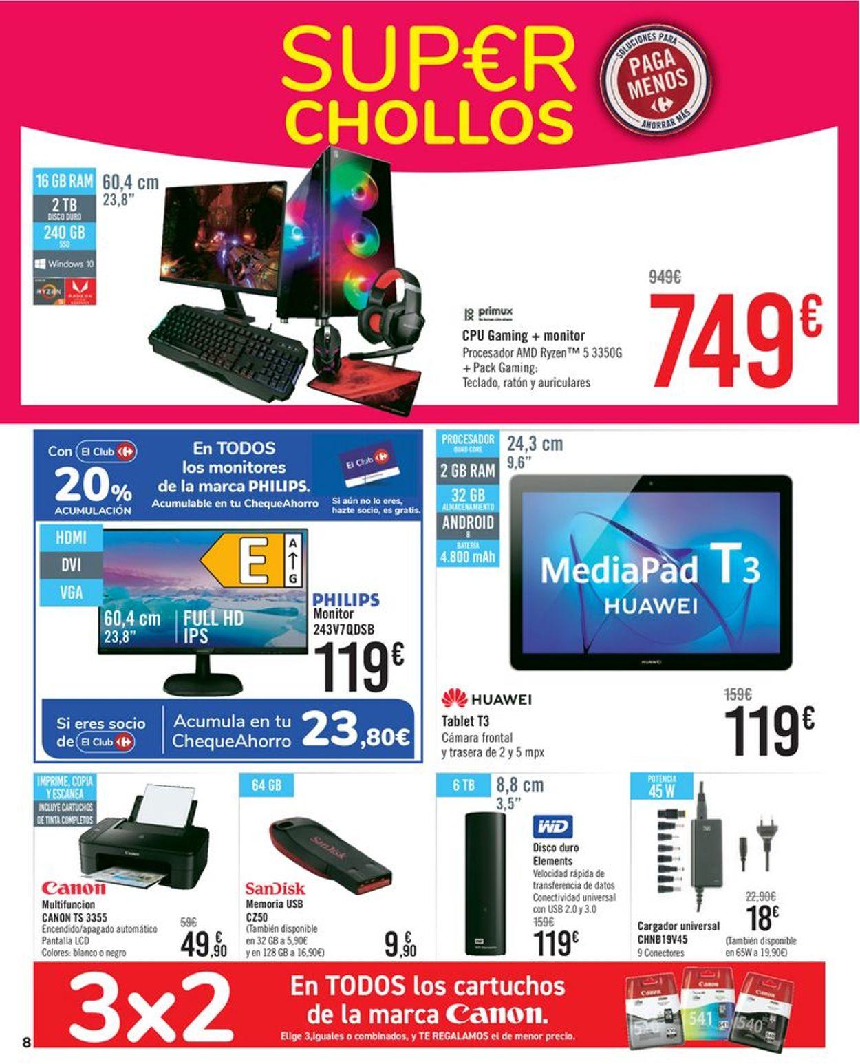 Carrefour Super Chollos Folleto - 16.04-26.04.2021 (Página 8)