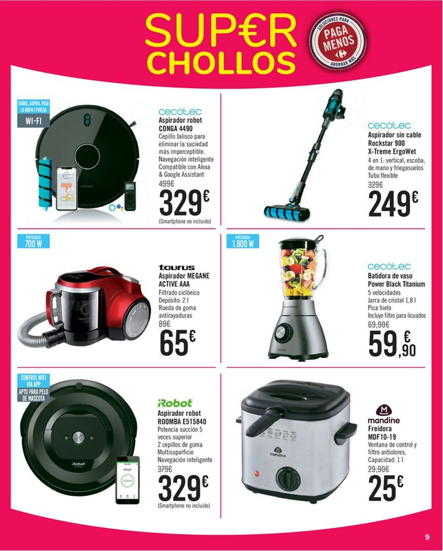 Carrefour Super Chollos Folleto - 16.04-26.04.2021 (Página 9)