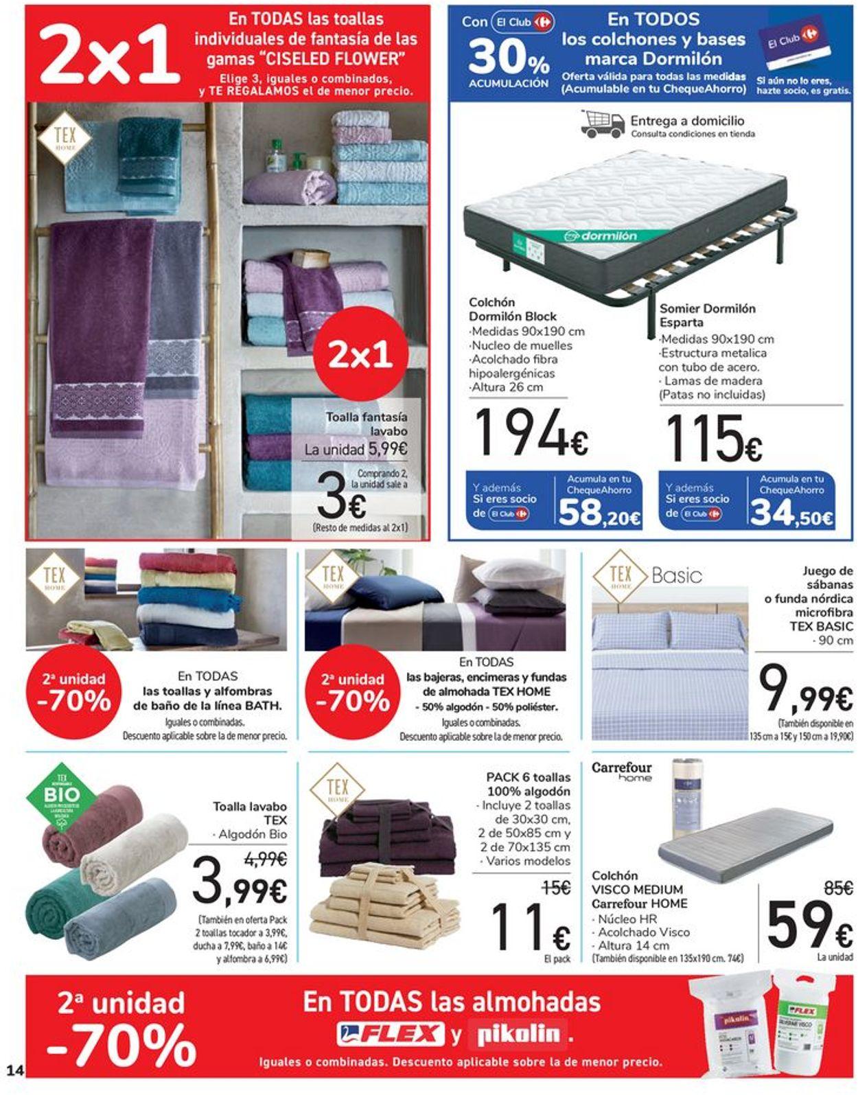 Carrefour Super Chollos Folleto - 16.04-26.04.2021 (Página 14)