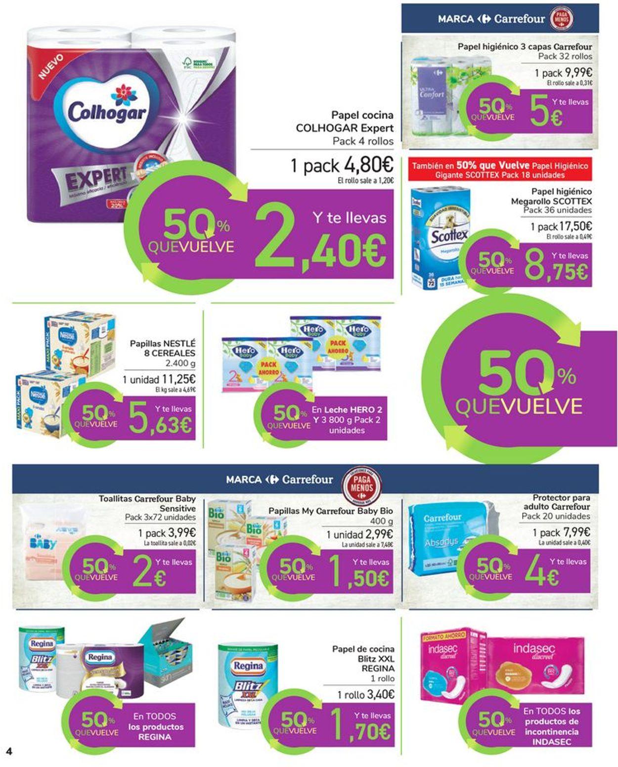 Carrefour Folleto - 16.04-26.04.2021 (Página 4)