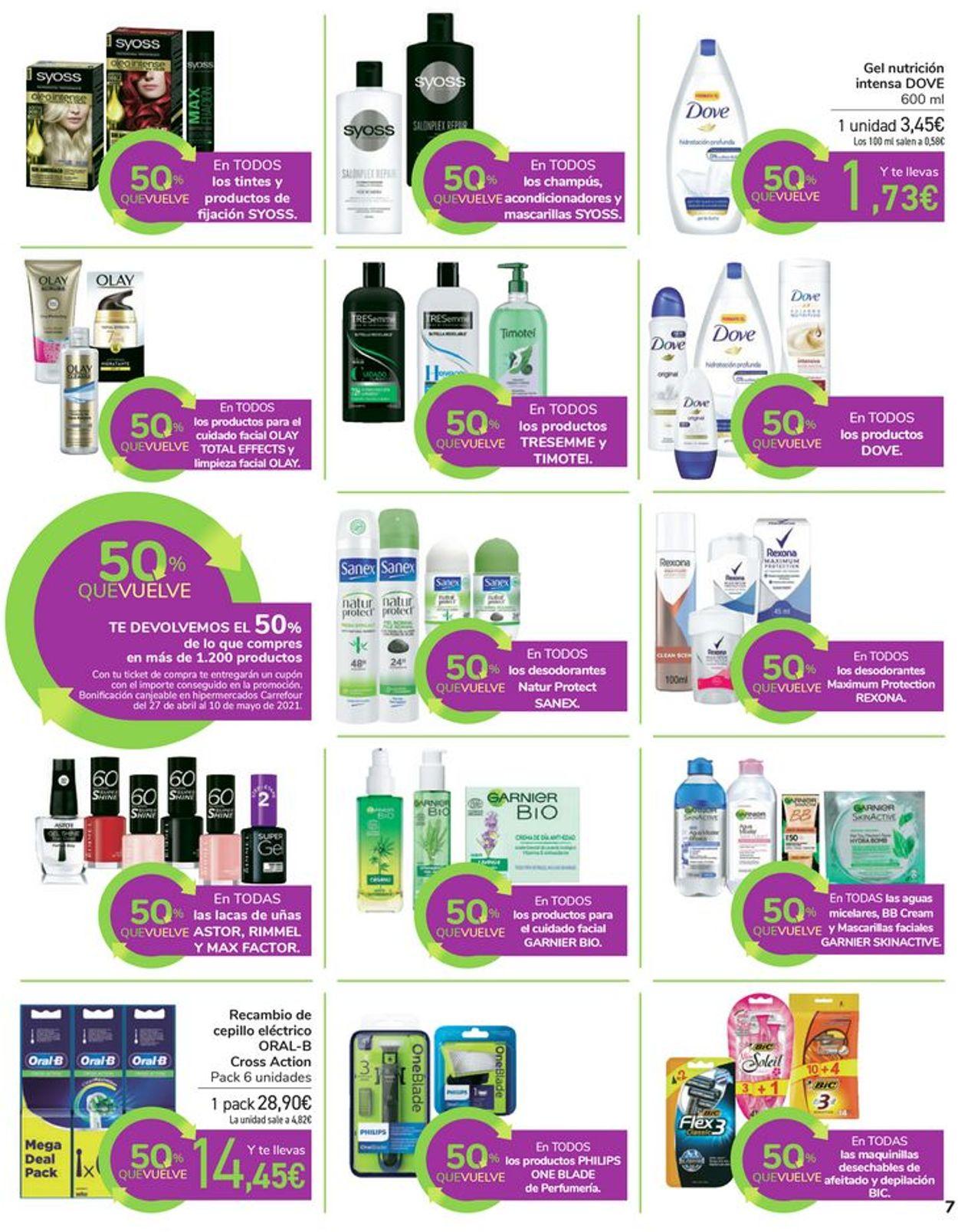 Carrefour Folleto - 16.04-26.04.2021 (Página 7)