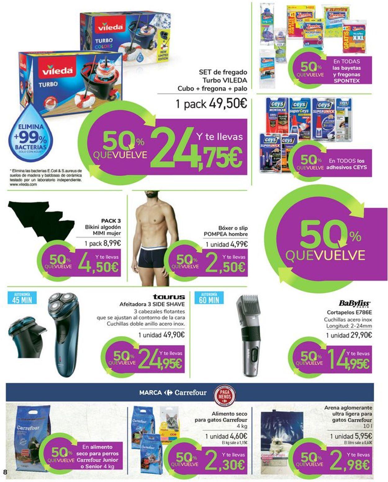 Carrefour Folleto - 16.04-26.04.2021 (Página 8)