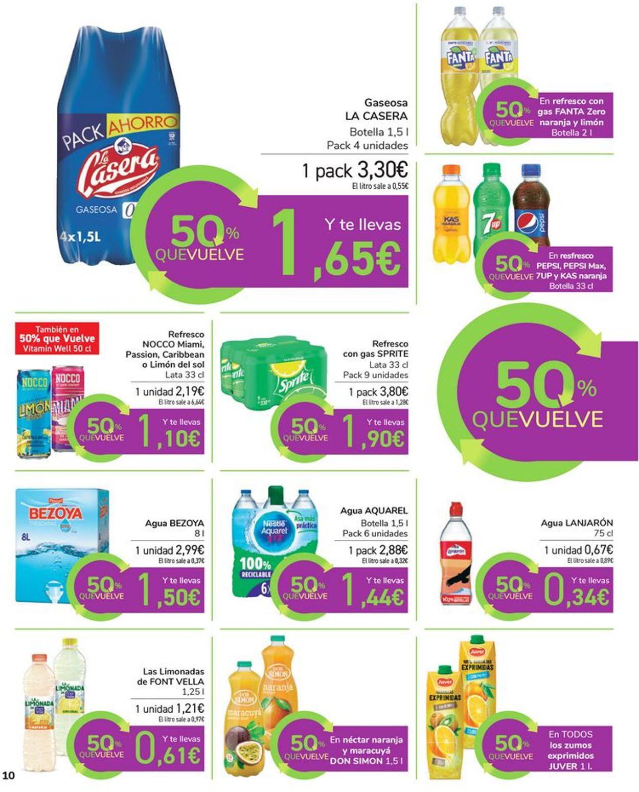 Carrefour Folleto - 16.04-26.04.2021 (Página 10)