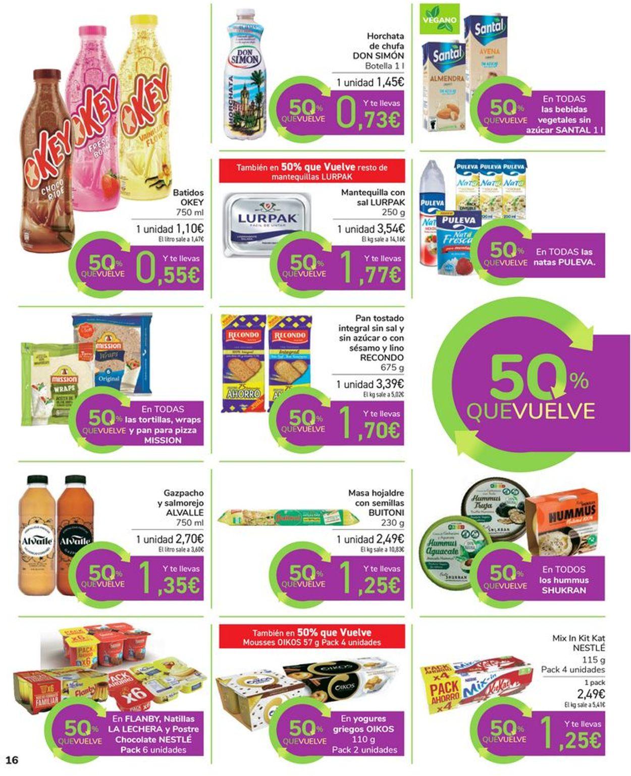 Carrefour Folleto - 16.04-26.04.2021 (Página 16)
