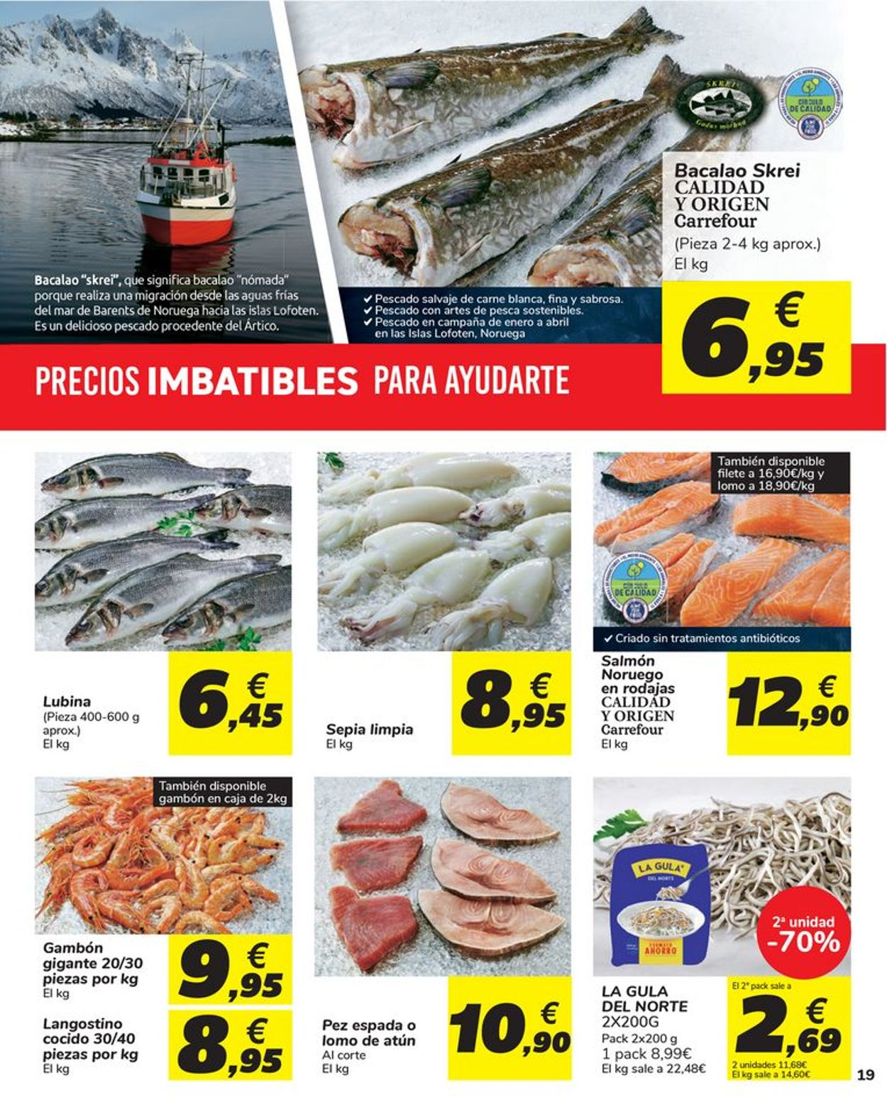 Carrefour Folleto - 16.04-26.04.2021 (Página 19)