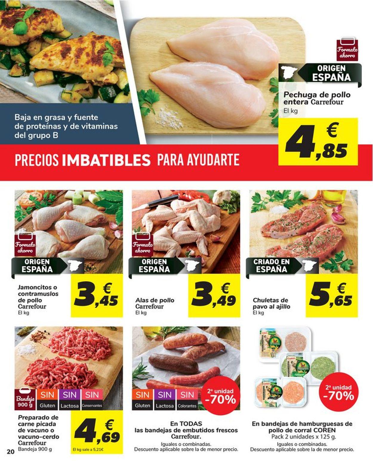 Carrefour Folleto - 16.04-26.04.2021 (Página 20)