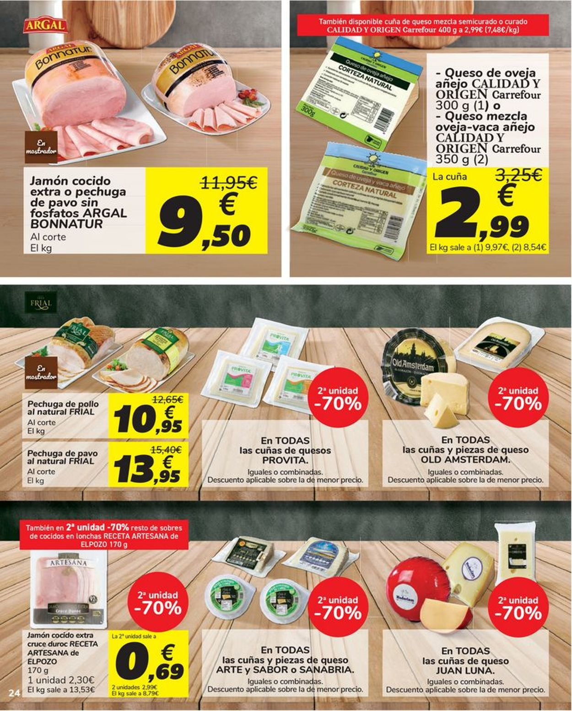 Carrefour Folleto - 16.04-26.04.2021 (Página 24)
