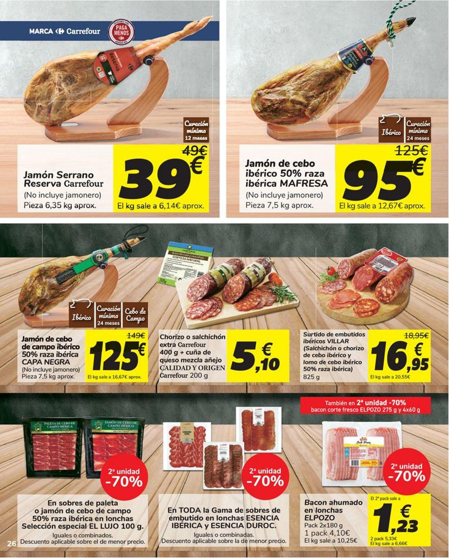 Carrefour Folleto - 16.04-26.04.2021 (Página 26)