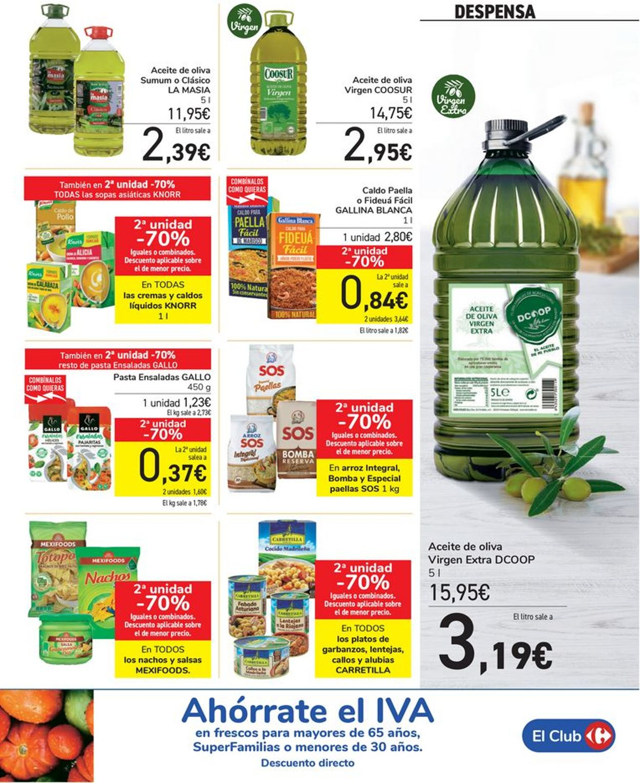 Carrefour Folleto - 16.04-26.04.2021 (Página 27)