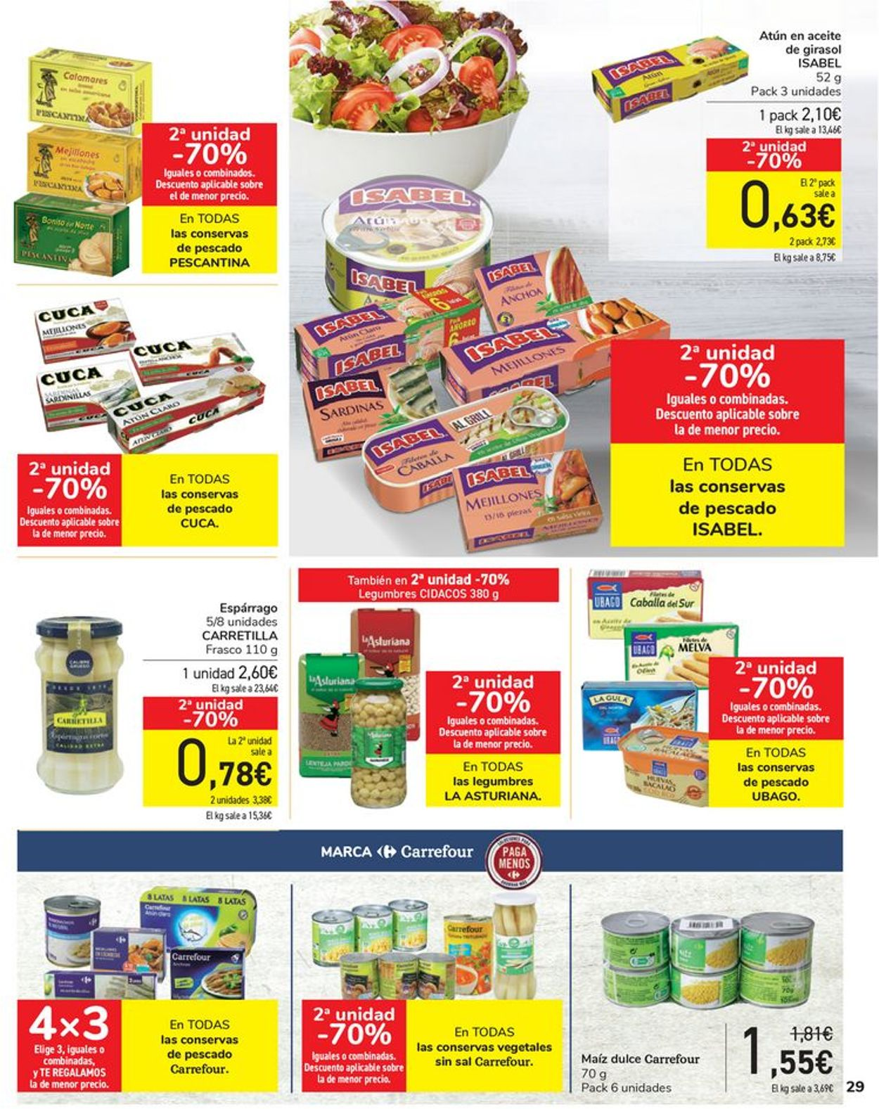 Carrefour Folleto - 16.04-26.04.2021 (Página 29)