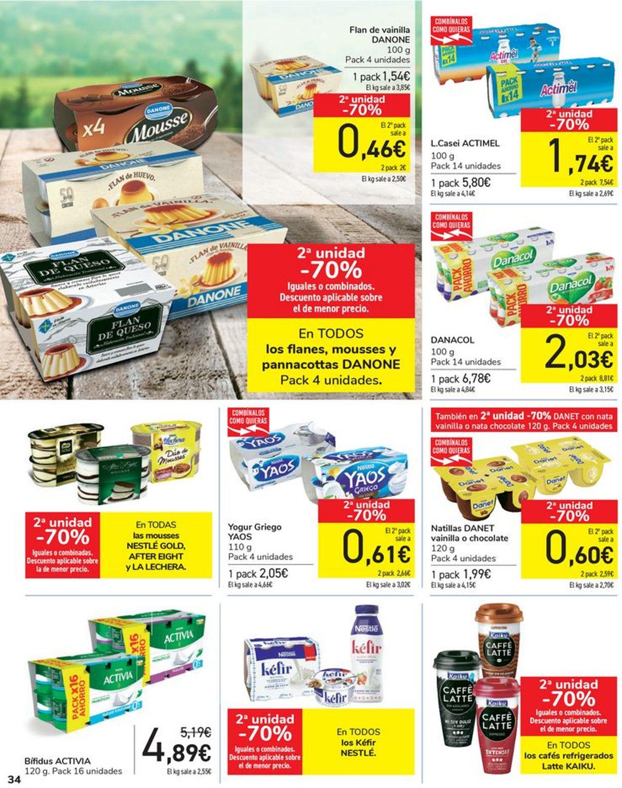 Carrefour Folleto - 16.04-26.04.2021 (Página 34)