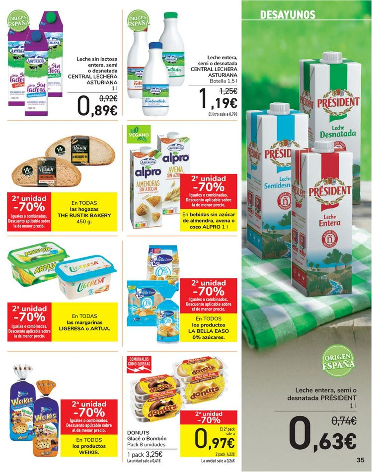 Carrefour Folleto - 16.04-26.04.2021 (Página 35)