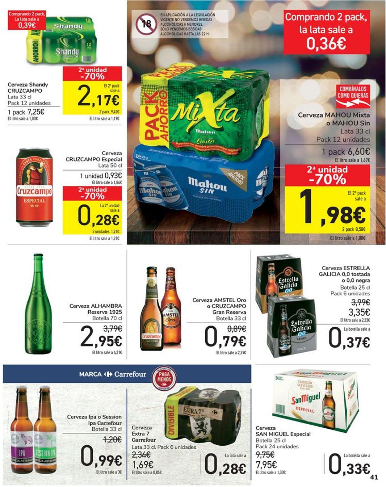 Carrefour Folleto - 16.04-26.04.2021 (Página 41)