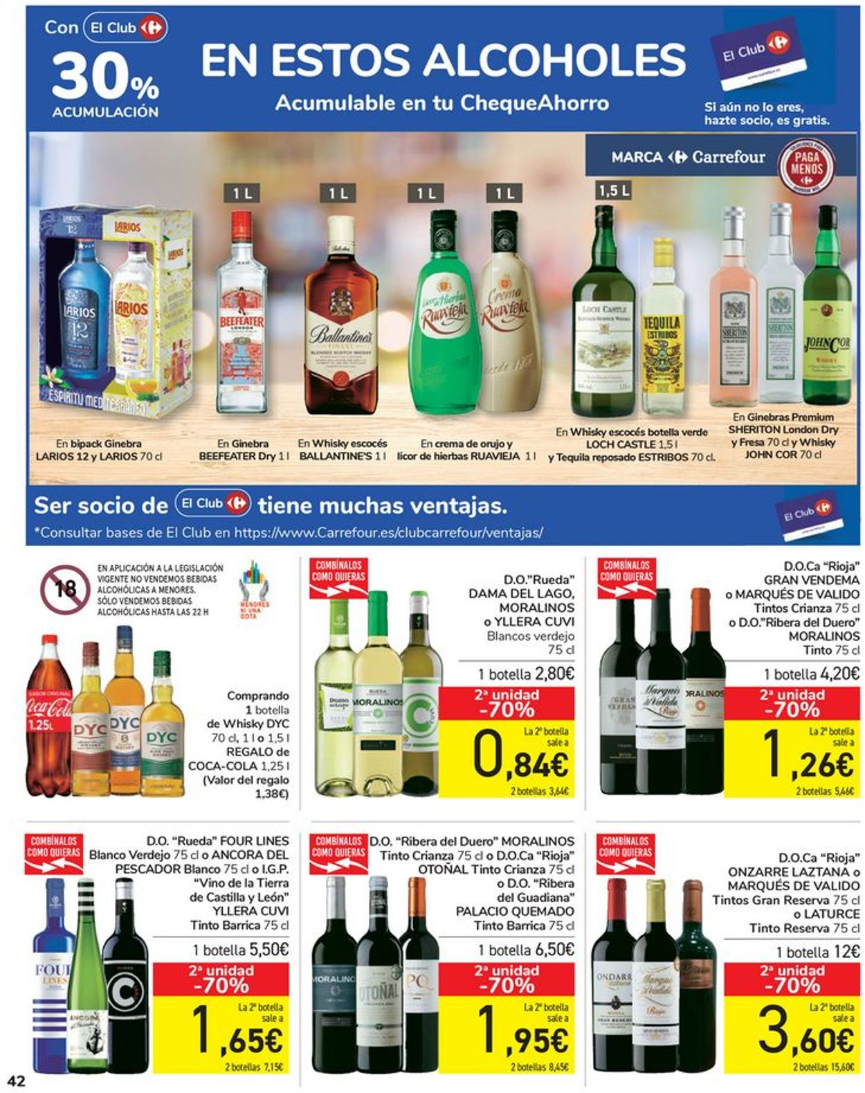 Carrefour Folleto - 16.04-26.04.2021 (Página 42)