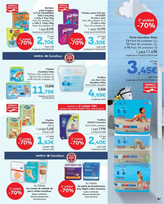 Carrefour Folleto - 16.04-26.04.2021 (Página 47)