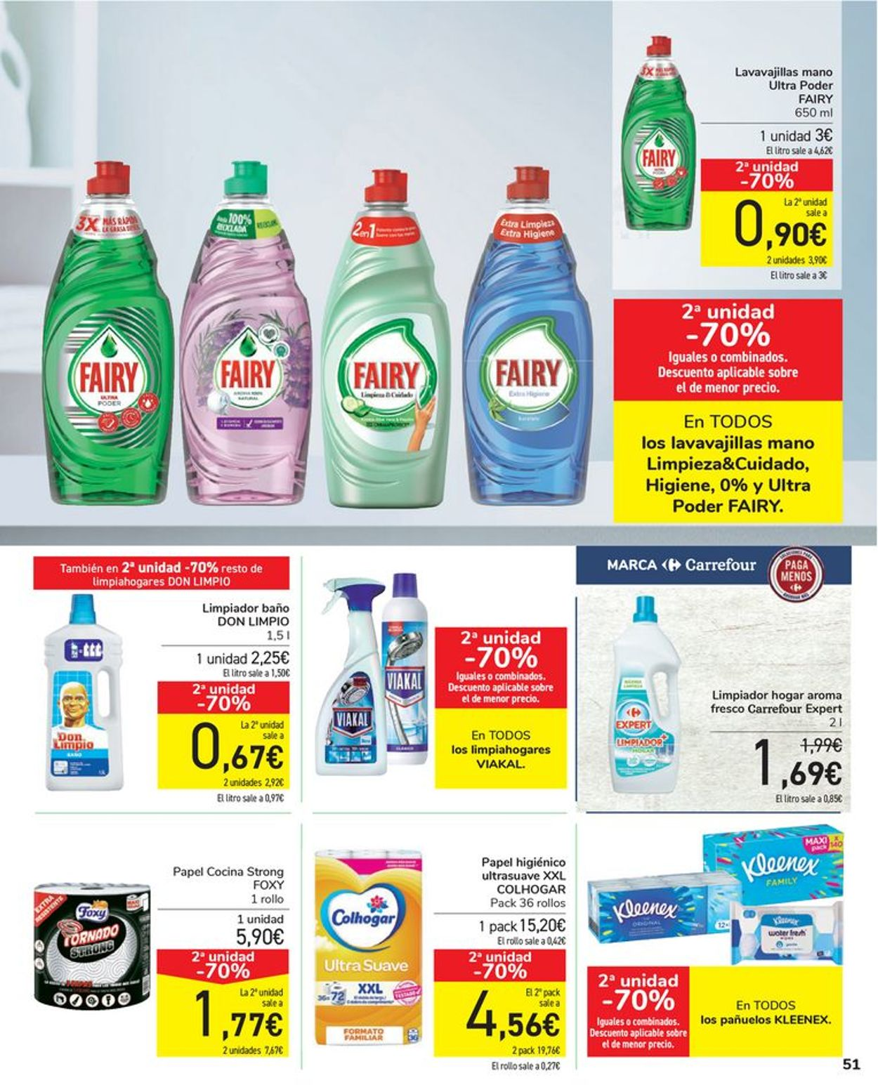 Carrefour Folleto - 16.04-26.04.2021 (Página 51)