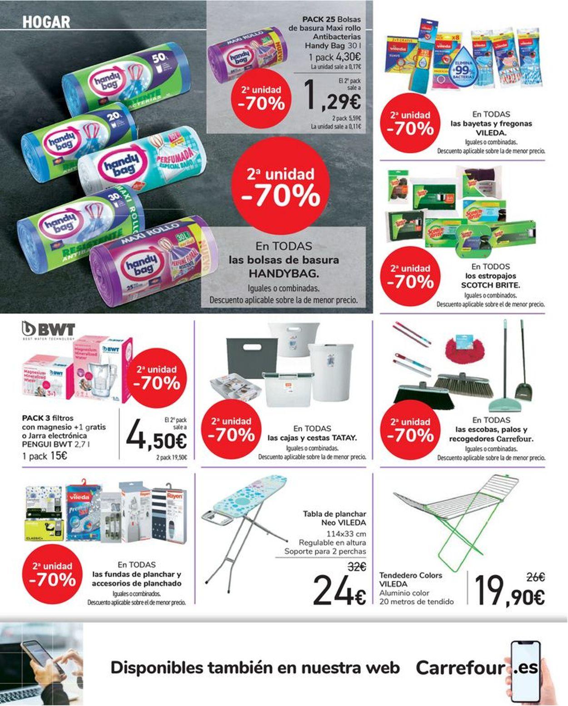 Carrefour Folleto - 16.04-26.04.2021 (Página 52)