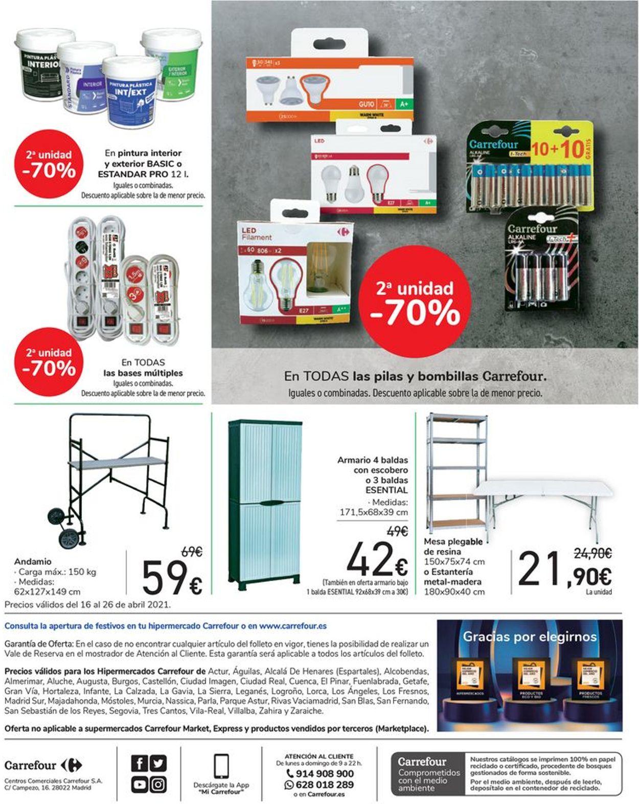 Carrefour Folleto - 16.04-26.04.2021 (Página 55)