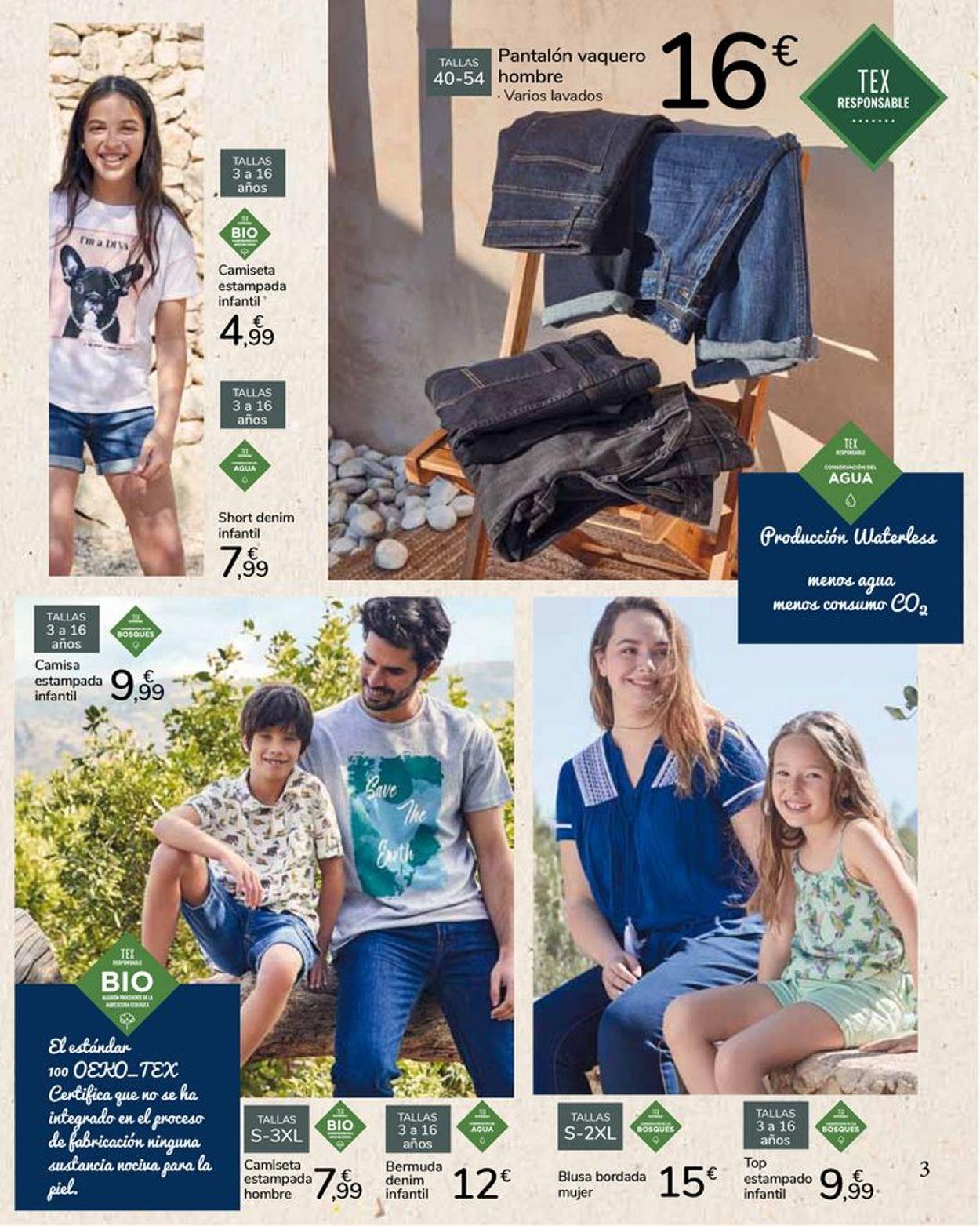 Carrefour Dale color a tu primavera Folleto - 16.04-20.05.2021 (Página 3)