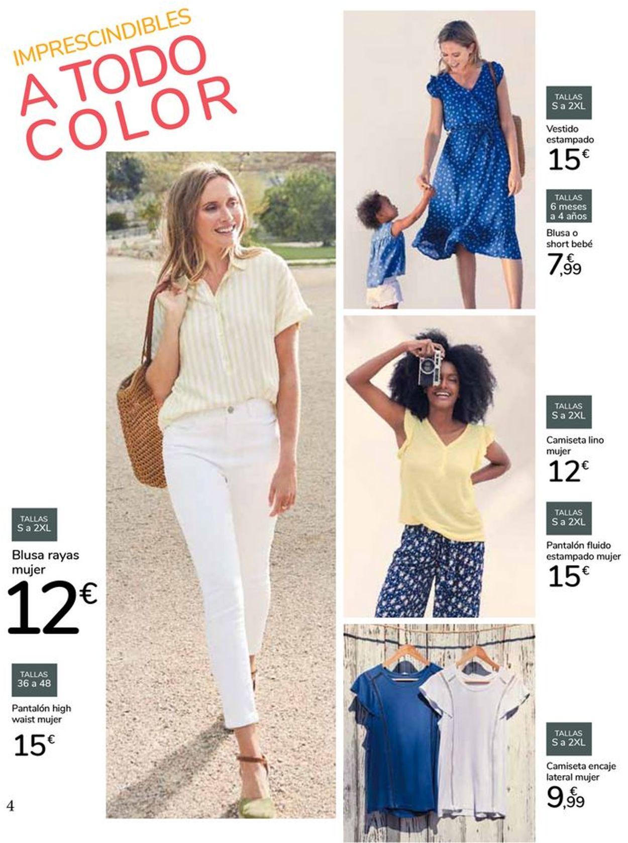 Carrefour Dale color a tu primavera Folleto - 16.04-20.05.2021 (Página 4)