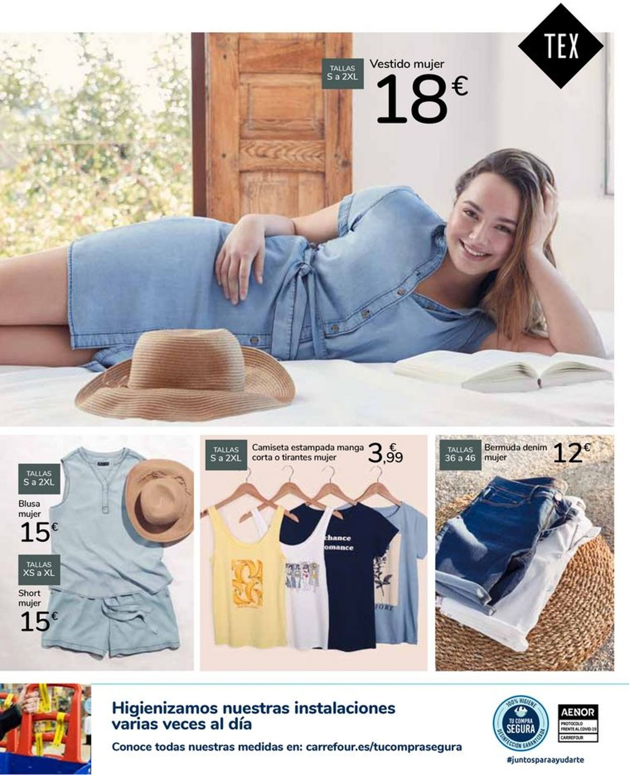 Carrefour Dale color a tu primavera Folleto - 16.04-20.05.2021 (Página 5)