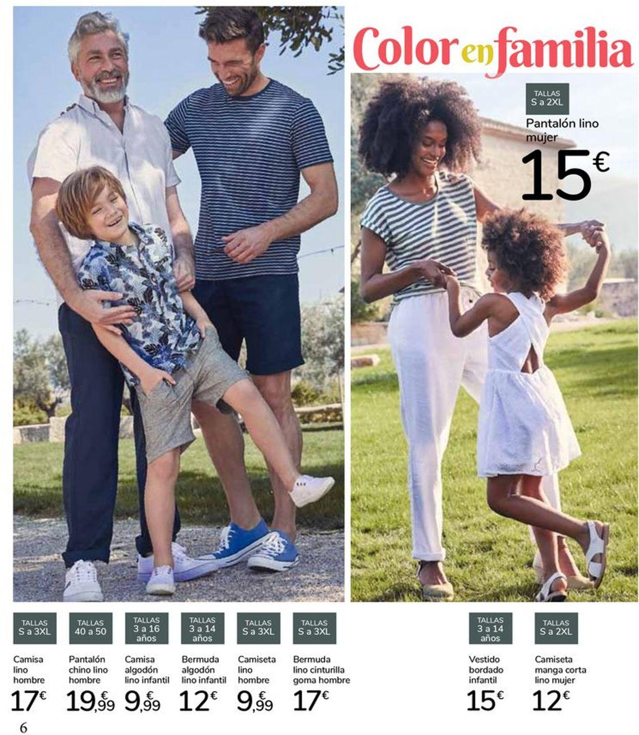 Carrefour Dale color a tu primavera Folleto - 16.04-20.05.2021 (Página 6)