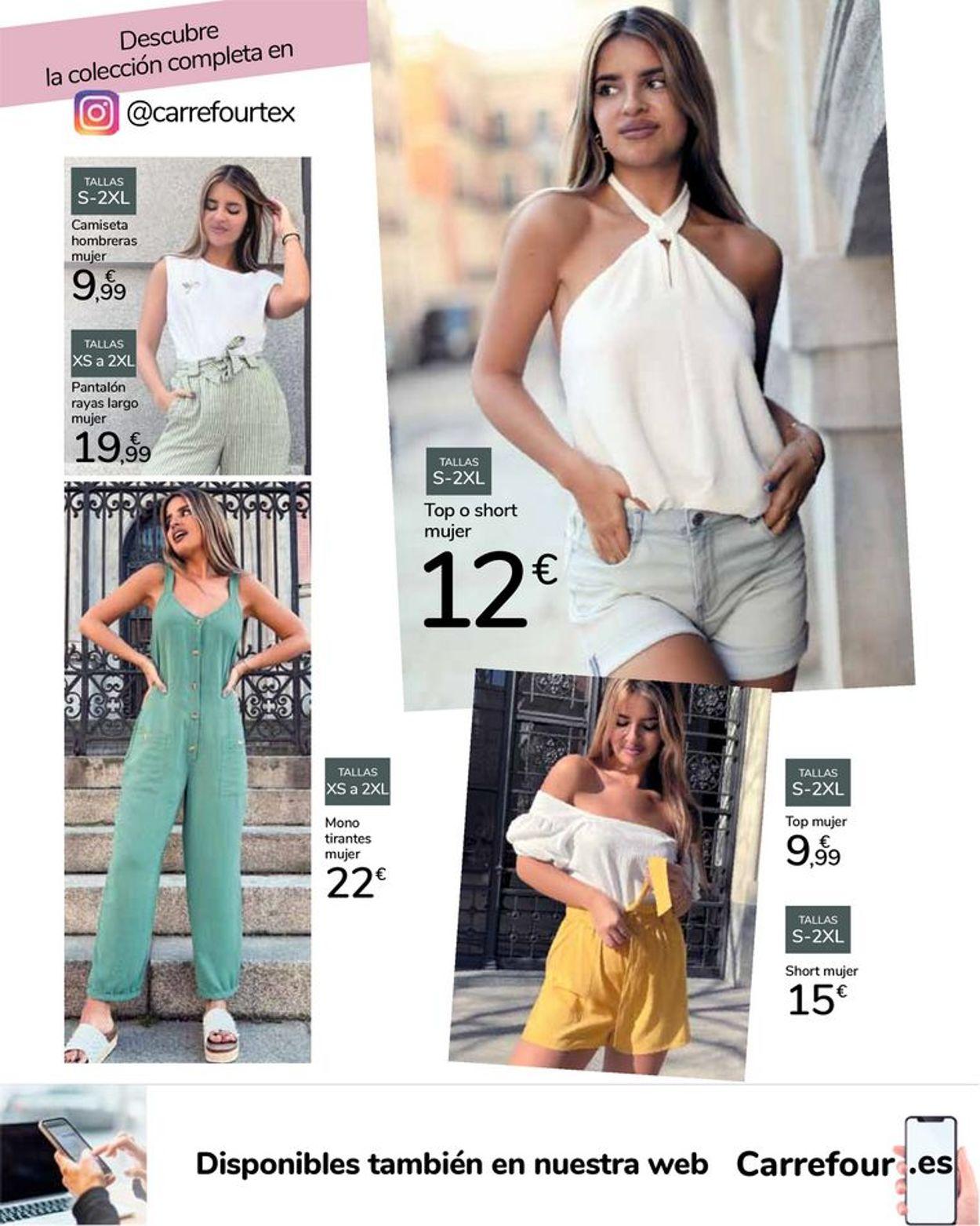 Carrefour Dale color a tu primavera Folleto - 16.04-20.05.2021 (Página 9)