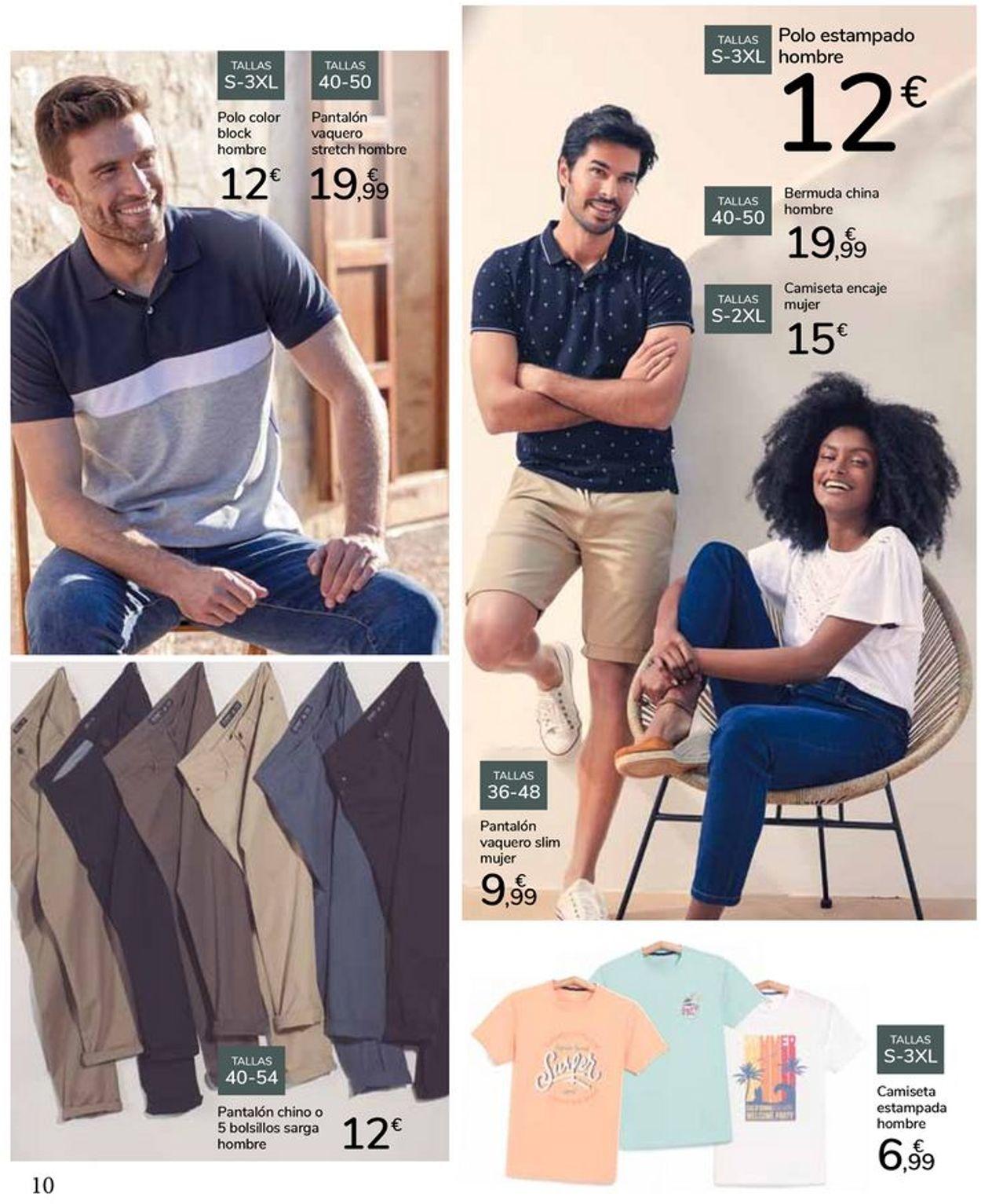 Carrefour Dale color a tu primavera Folleto - 16.04-20.05.2021 (Página 10)