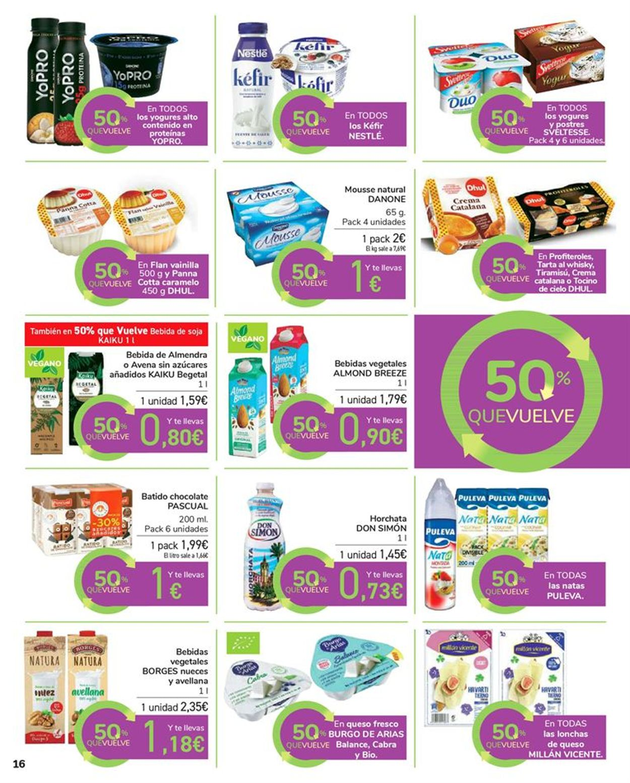 Carrefour 50% que vuelve Folleto - 11.05-24.05.2021 (Página 16)