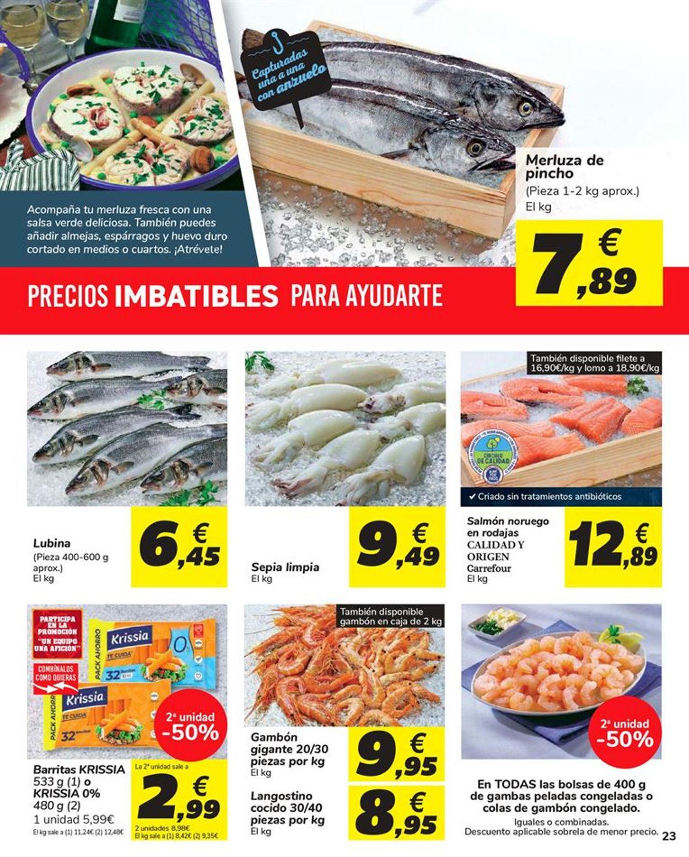 Carrefour 50% que vuelve Folleto - 11.05-24.05.2021 (Página 23)