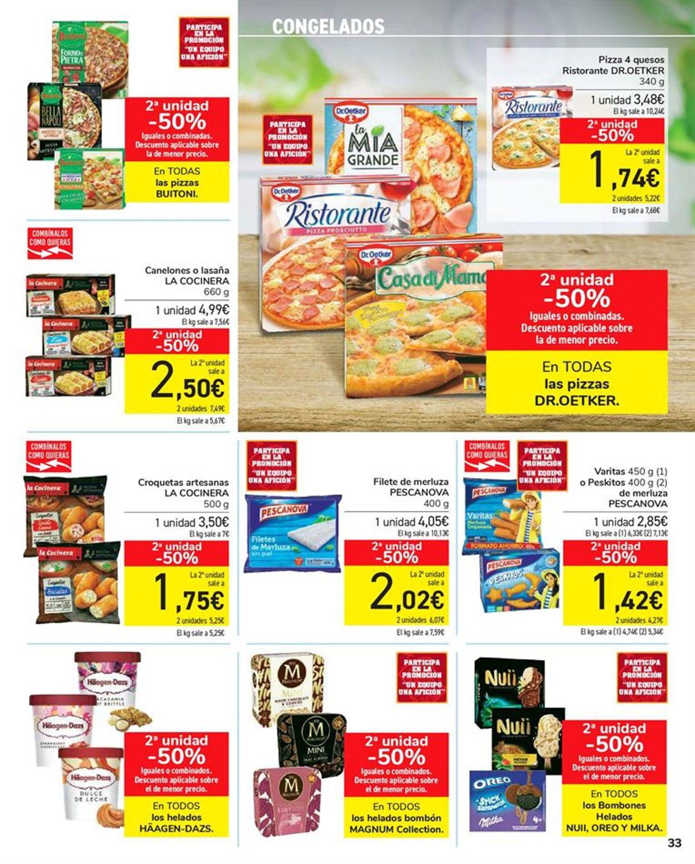 Carrefour 50% que vuelve Folleto - 11.05-24.05.2021 (Página 33)