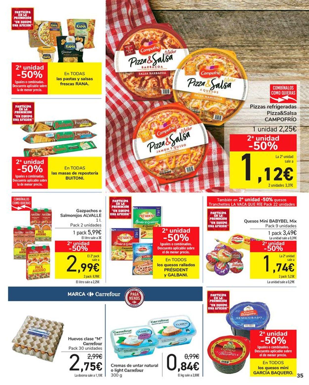 Carrefour 50% que vuelve Folleto - 11.05-24.05.2021 (Página 35)