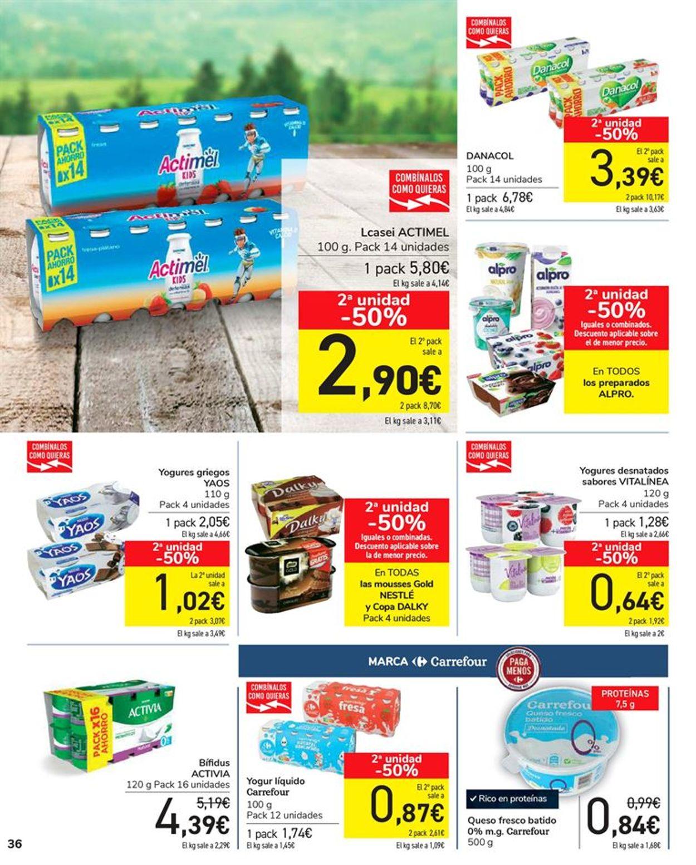 Carrefour 50% que vuelve Folleto - 11.05-24.05.2021 (Página 36)