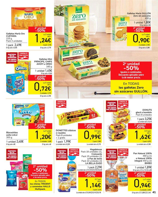 Carrefour 50% que vuelve Folleto - 11.05-24.05.2021 (Página 41)