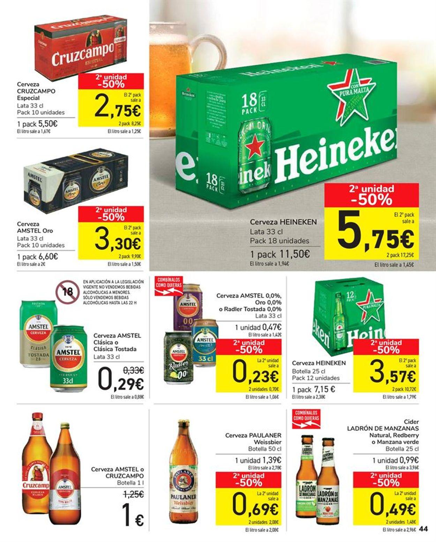 Carrefour 50% que vuelve Folleto - 11.05-24.05.2021 (Página 43)