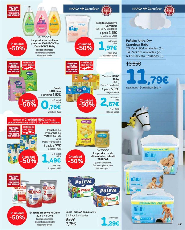Carrefour 50% que vuelve Folleto - 11.05-24.05.2021 (Página 47)