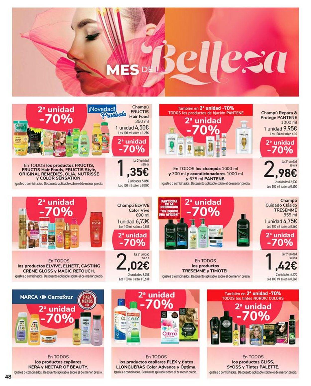 Carrefour 50% que vuelve Folleto - 11.05-24.05.2021 (Página 48)