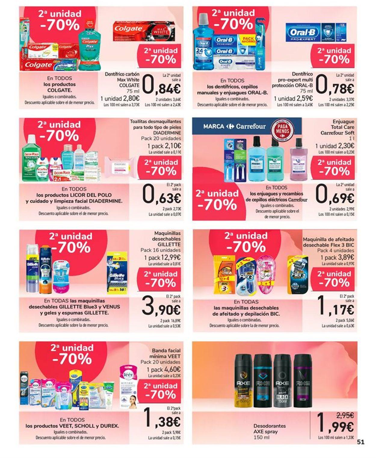 Carrefour 50% que vuelve Folleto - 11.05-24.05.2021 (Página 51)