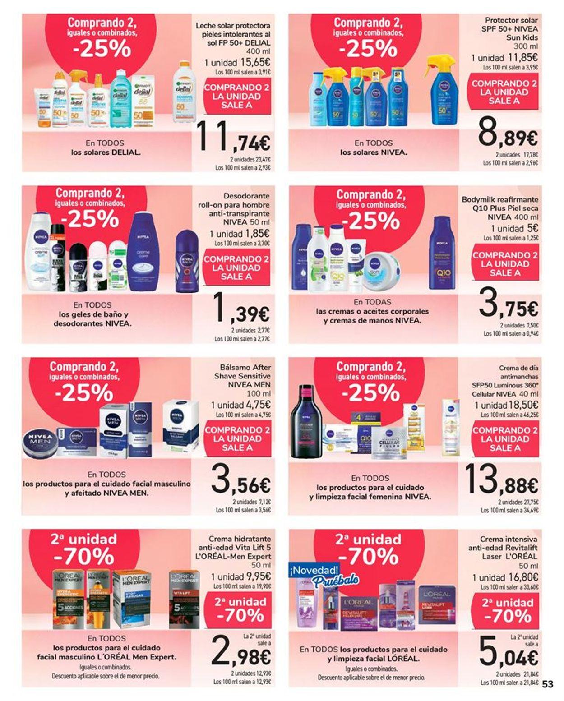 Carrefour 50% que vuelve Folleto - 11.05-24.05.2021 (Página 53)