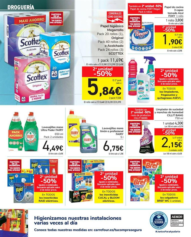 Carrefour 50% que vuelve Folleto - 11.05-24.05.2021 (Página 54)