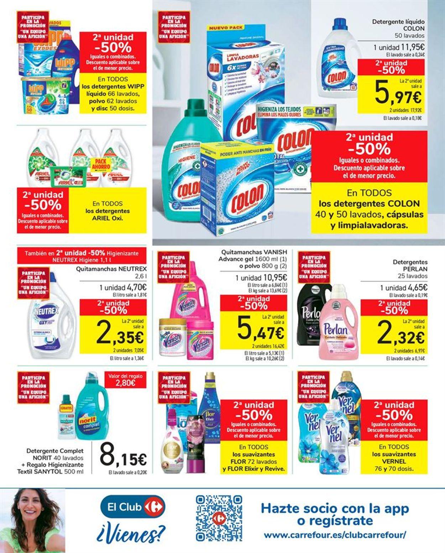 Carrefour 50% que vuelve Folleto - 11.05-24.05.2021 (Página 55)