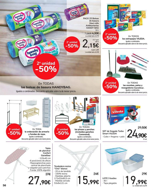 Carrefour 50% que vuelve Folleto - 11.05-24.05.2021 (Página 56)