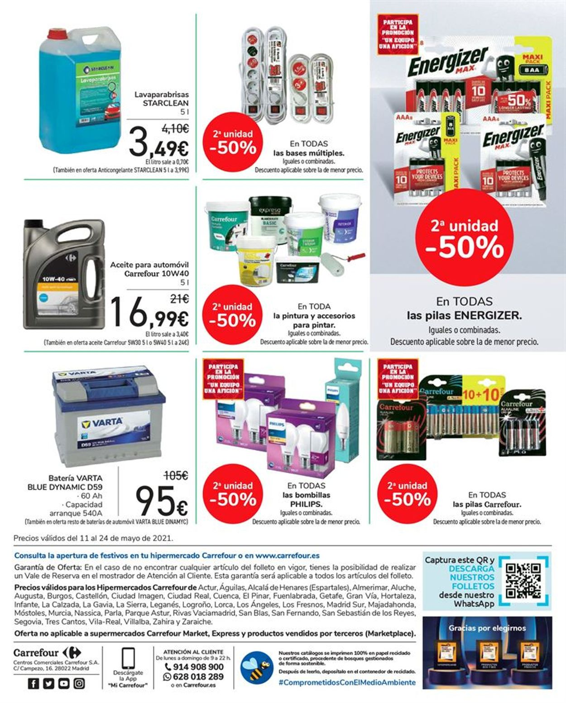 Carrefour 50% que vuelve Folleto - 11.05-24.05.2021 (Página 57)