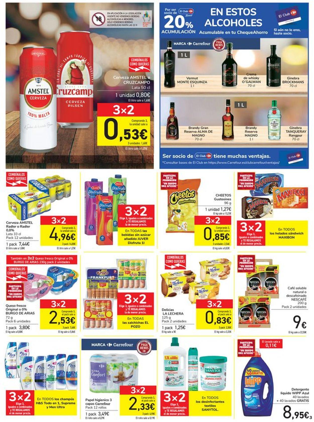 Carrefour Precios imbatibles para ayudarte Folleto - 18.05-24.05.2021 (Página 3)