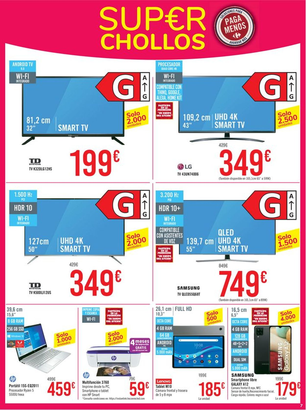 Carrefour Precios imbatibles para ayudarte Folleto - 18.05-24.05.2021 (Página 7)
