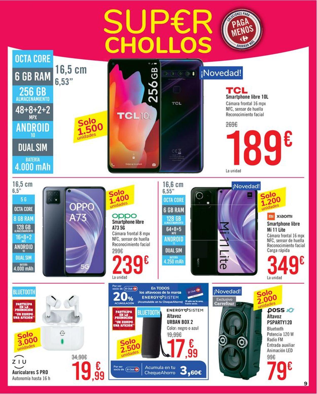 Carrefour Super Chollos Folleto - 11.05-24.05.2021 (Página 9)